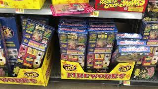 Channel Briefing-10,000 Subscribers Collaboration/Legal Ohio Fireworks at Walmart