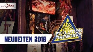Evolution Fireworks Neuheiten 2018