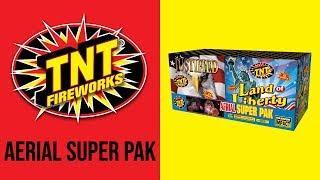 AERIAL SUPER PAK - TNT Fireworks® Official Video