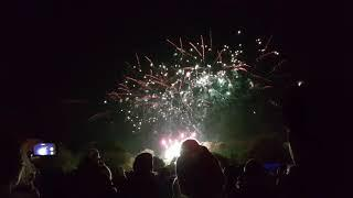 Billericay Fireworks display