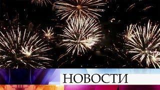 В Ессентуках открылся международный фестиваль фейерверков.