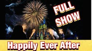 Disney Happily Ever After Fireworks Show - Disney's Magic Kingdom