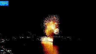 #2 show day1 Pattaya Fireworks Festival Beach Road Chonburi Thailand