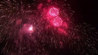 New Year Fireworks 2019   Vancouver BC