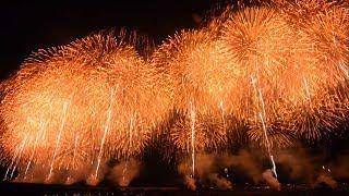 長岡花火 フェニックス 2019 8月2日 Nagaoka Fireworks 2019 Phoenix Fireworks.Japan Niigata pref.