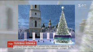 Новий рік у Києві: стало відомо, якою буде головна ялинка країни