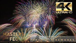 ⁽⁴ᴷ⁾ Masters de Feu 2019: Parente Fireworks - Italy  Italie - Feu d'artifice