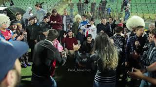 Танцы и Салют в МАХАЧКАЛЕ в честь победы Хабиба Нурмагомедова UFC 229 Khabib vs McGregor