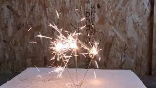 Бенгальские огни 16 см