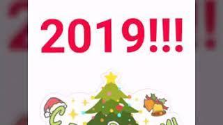 С 2019.!!!! Зажигаем бенгальские огни.