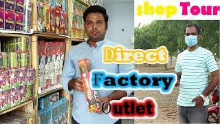 Sankar Ganesh Fireworks Shop Tour Review Testing CRT Crackers Review Tamil