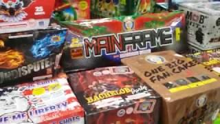 2019 Area 51 fireworks demo day product showcase