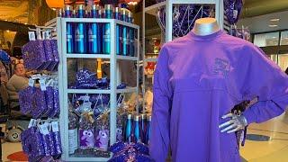 Potion Purple Passholder Event & Fireworks at Top of the World Lounge!