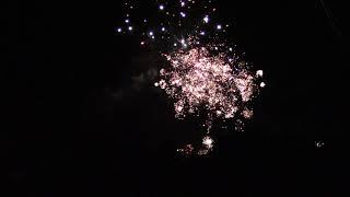 New Year's Fireworks -2018-19