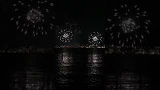 Fireworks in Shiga in 2019②