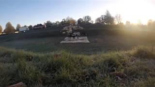 Round Table Carshalton Fireworks 2018 bonfire (time lapse)