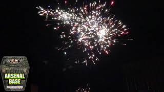 Cannon Fireworks: Arsenal Base 500g DEMO