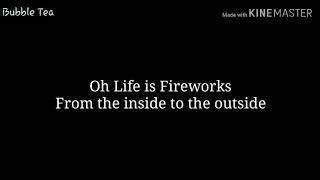 """Fireworks"" FlowBack [Lyrics] -Boruto: Naruto Next Generations Ending 12-"