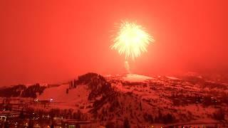 Guinness World Record Biggest Firework, Successful Launch, Steamboat Springs Colorado, 2/8/2020