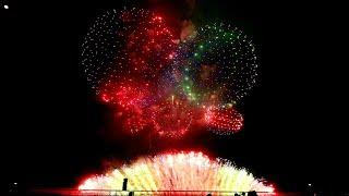 """【Fireworks】三陸花火大会2020 圧巻のフィナーレ「みんなで夢を打ち上げよう」 Fireworks.Finale """"Let's launch a dream together"""""""