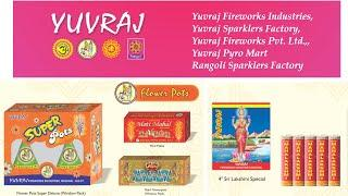 மதுரையில் பட்டாசு Factory|Yuvraj Fireworks|Crackers Review Tamil 2021