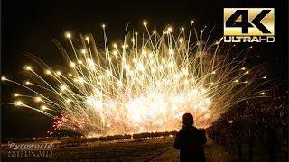 ⁽⁴ᴷ⁾ Adelfia, (IT) 2018 Luigi Di Matteo - Spectacular Big Italian Fireworks! Vuurwerk - Feuerwerk