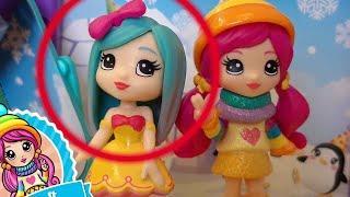 Очень редкая кукла Party Pop Teenies  CASSIDY КУКЛЫ В ХЛОПУШКАХ ПОП ТИНИС РАСПАКОВКА КРУТЫХ КУКОЛ