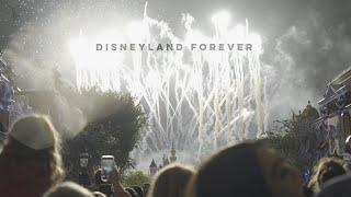 Disneyland Forever 4K with full outro Live the Magic ballad | Fireworks Return Summer of 2019!