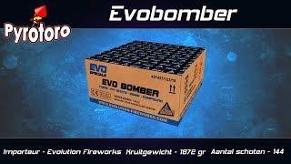Evo Bomber - Evolution Fireworks (Nieuw 2018)
