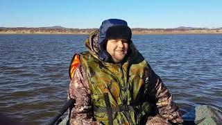 Рыбалка на Амуре в Праздник 4 ноября