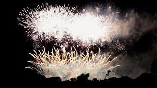 調布花火2019 ⭐️ Cyofu Fireworks in Tokyo⭐️Highlights of 10,000 shots
