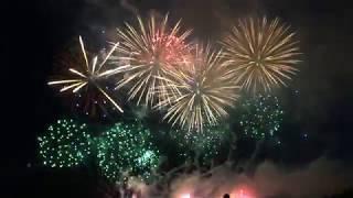 Фейерверк день города Хабаровск 2019 год
