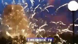 Взрыв салюта в Минске телеграм НЕХТА 3 июля 2019