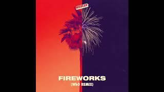 Mercer - Fireworks (Wh0 Remix)