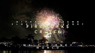 Private Fireworks Cruise at Walt Disney World Magic Kingdom departing from the Grand Floridian Hotel