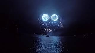 Cowes Week Fireworks 2019