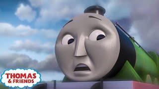 Thomas & Friends UK | Samson's Fear of Fireworks | Best Moments of Season 22 | Vehicles for Kids