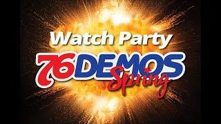 VIRTUAL '76 DEMO - April 3, 2020