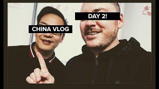 2020 China Vlog Day 2 | Red Apple Fireworks Trip to China with Doug, Mike, Atsumi & Ross