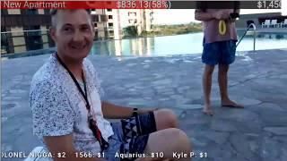 MRG, DEMON ANDY, BRITTON LIVE HAWAII~RICH LIFE~FIREWORKS! $2 TTS