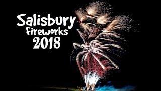 Salisbury & Wilton Rotary Club fireworks 2018 - DJI Mavic 2 Pro