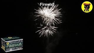 Firewall 64 Shot Firework Cake by Black Cat Fireworks