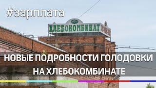 Новые подробности голодовки на хлебокомбинате в Сергиевом Посаде