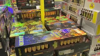 Blackjack Fireworks Pahrump Store Tour October 1st 2020