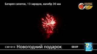 С301013 Новогодний подарок СР