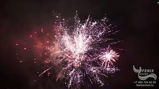 Фейерверк на праздник, юбилей и новый год Москва - профессиональный салют на корпоратив и свадьбу