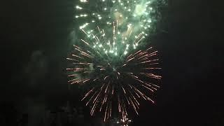 Giga Mall Fireworks Celebrating 14 August 2019 Happy Independence Day Pakistan | 72th Independence