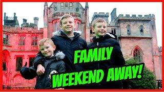 SURPRISE FAMILY TRIP ~ ALTON TOWERS FIREWORKS SPECTACULAR 2018