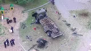 В Минске снаряд от праздничного салюта убил женщину