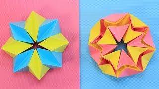 Антистресс оригами фейерверк